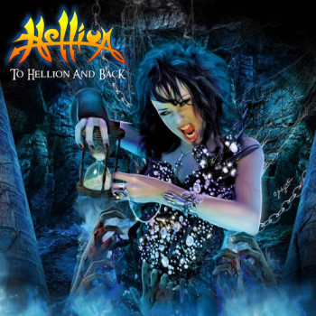 HELLION 'To Hellion And Back' The Anthology- 2CD Anthology