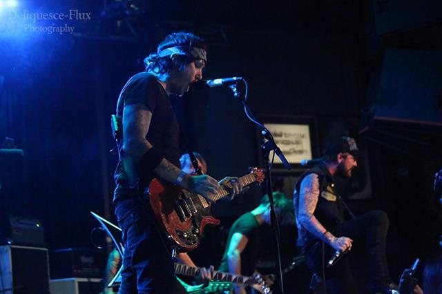 Alesana Live 2014 03