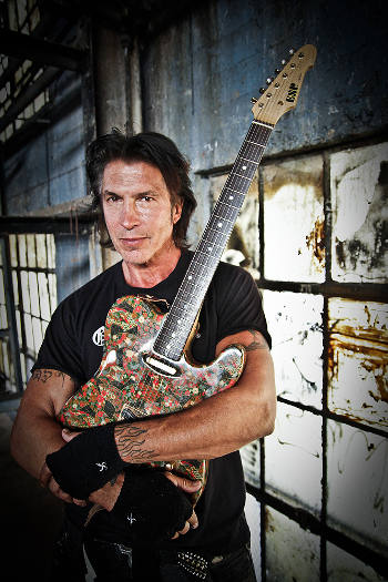 George Lynch of Lynch Mob, Dokken & KXM