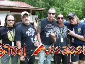 Steel Assassin pic with logo