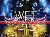 W.E.T.  One Live – In Stockholm