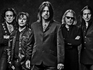BLACK STAR RIDERS ANNOUNCE ADDITIONAL U.S. TOUR DATES