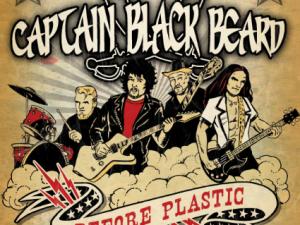 Captain Black Beard Before Plastic