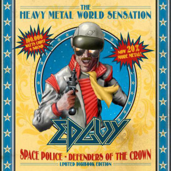 Edguy Space Police Defenders of the Crown special editon