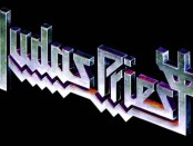 Judas Priest Logo Black BG 450