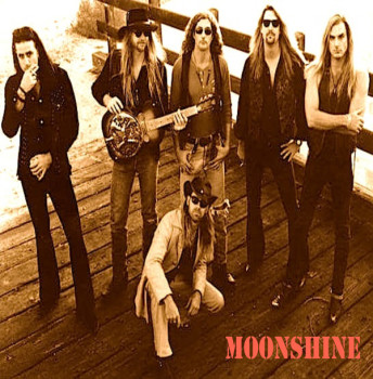 Moonshine CD