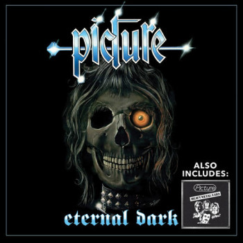 Picture Eternal Dark Heavy Metal Ears