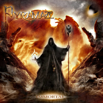 "PYRAMAZE: ""IMMORTAL"" RE-ISSUE ANNOUNCED"