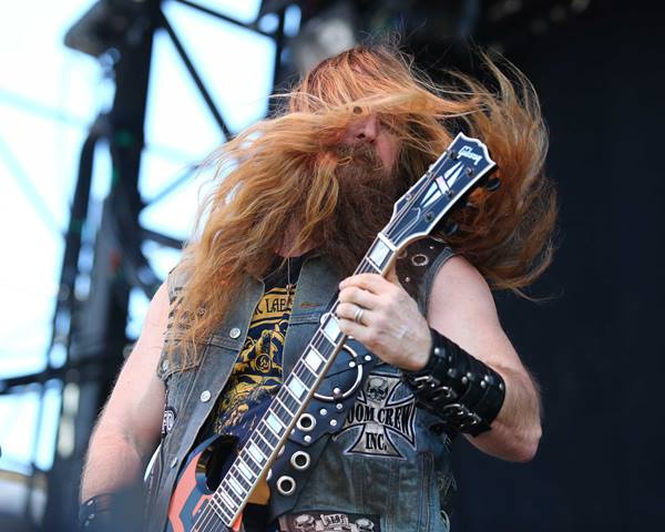 Black Label Society @ Carolina Rebellion 2014 07