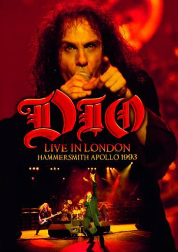 DIO  Live In London Hammersmith Apollo 1993