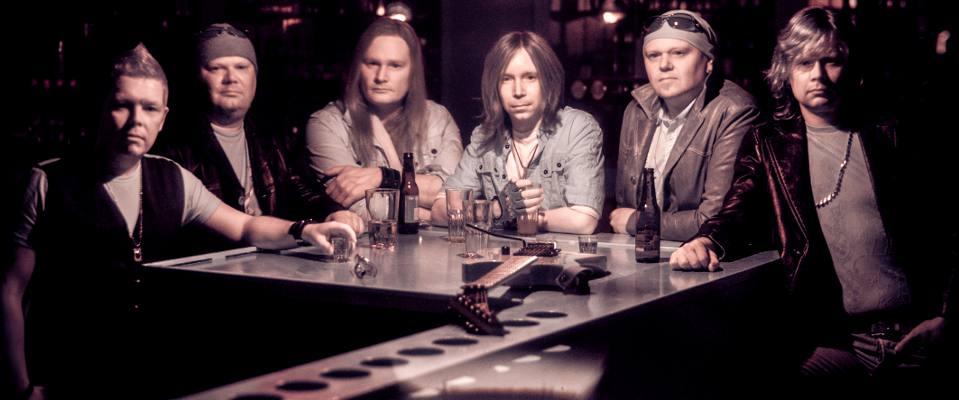 Free Spirit band 2014