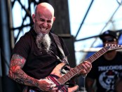 Scott Ian of Anthrax 2014