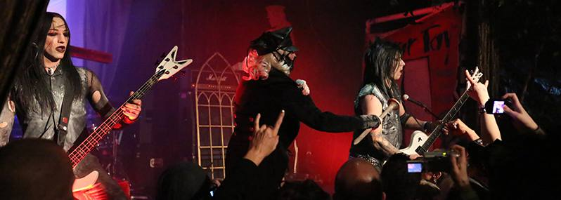 Genitorturers 20 Years of Depravity Tour