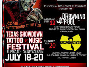 Texas Showdown Tattoo Music Festival