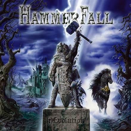 HAMMERFALL – First  (r)Evolution