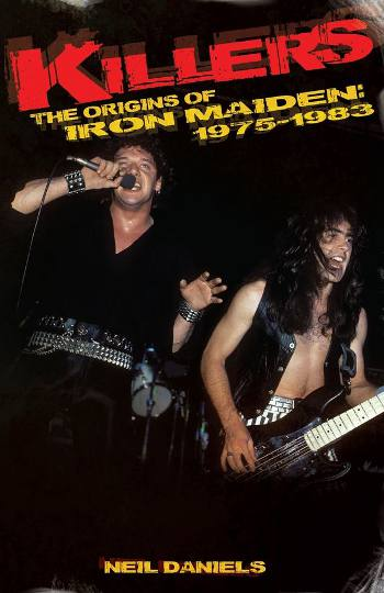 Iron Maiden Origins Final Front Cover