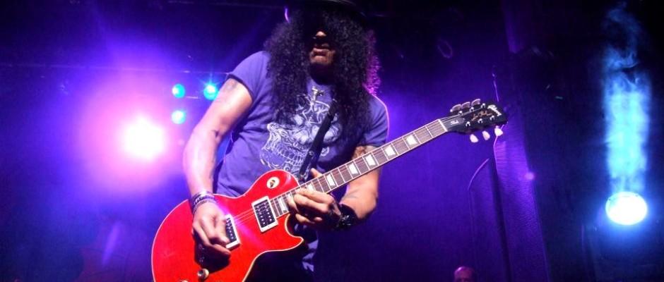Slash live 2014 fa