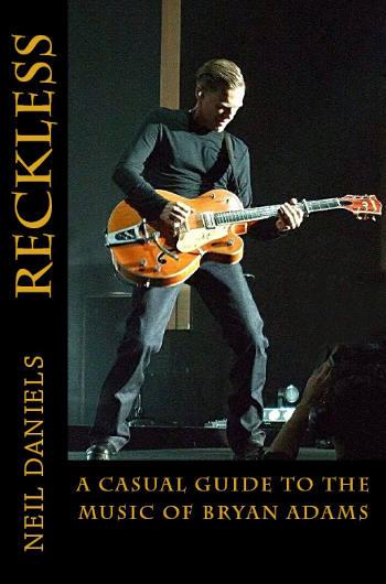 Bryan Adams Final Front Cover