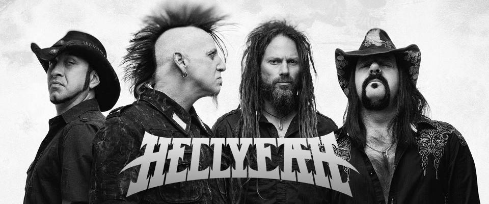 Hellyeah band