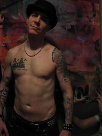 Luke Metcalf of Sound and Fury
