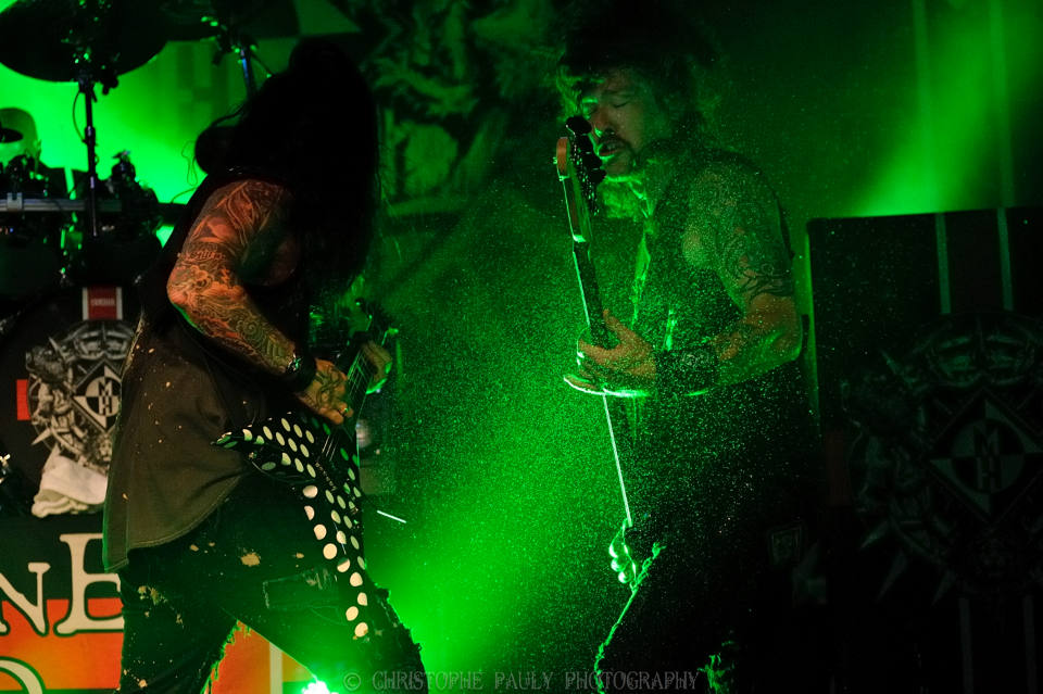 Machine Head Belgium live 2014 40