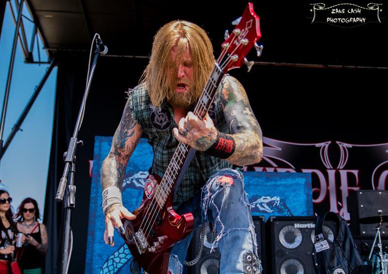 Metal Mayhem Fest OKC live 2014 12