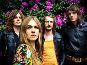 SPIDERS to Release Shake Electric