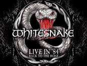 Whitesnake Live In '84 – Back To The Bone