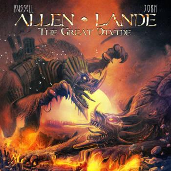 Allen Lande CD