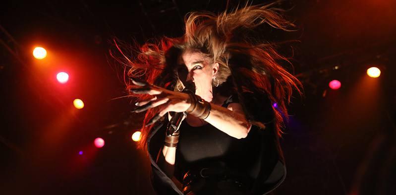 Huntress live 2014 fp