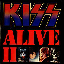KISS-AliveII