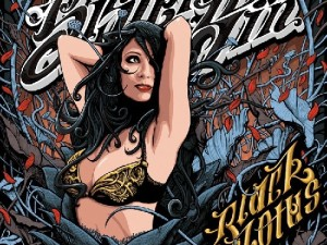 Sister Sin Black Lotus