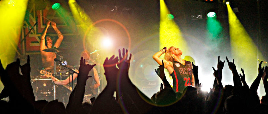 RECKLESS LOVE at ROCK CITY