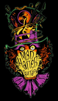 Mad Hatter Guitar