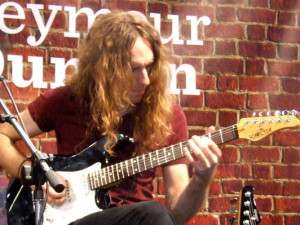 NAMM 2015 Nick Johnson
