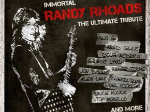 Randy Rhoads tribute