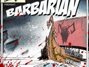Barbarian cover