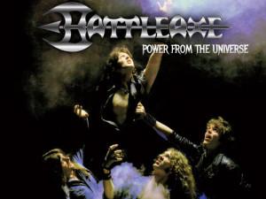 Battleaxe Power from the Universe
