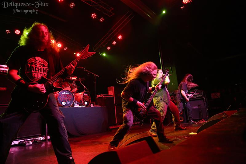 Cannibal Corpse live 2015 14