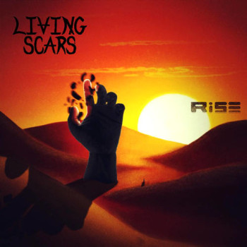 Living Scars Official Album Cover