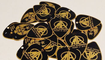 Sinister Guitar Picks 1
