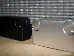 Dialtone Pickups - Close Up Silver and Black