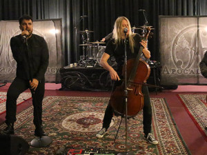 An Intimate Performance with Apocalyptica 2015 20 fi