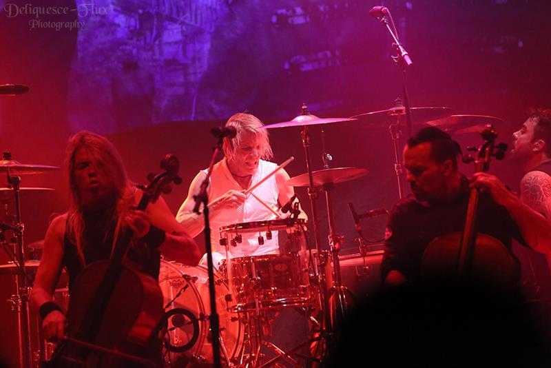 Apocalyptica LIVE 2015 28