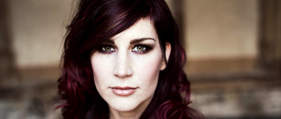 Charlotte Wessels of Delain fi