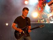 Van Halen live 2015 Eddie