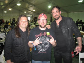 Adam Gontier and Mike Mushok of Saint Asonia