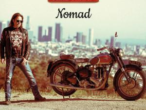 Mike Tramp releases new studio album Nomad