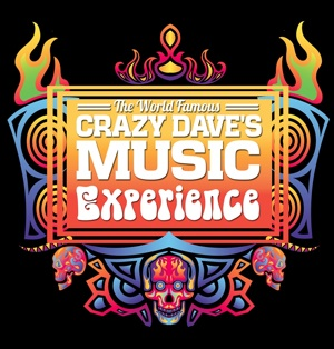 The Crazy Dave's Music Experience