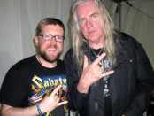 Biff Byford of Saxon 500